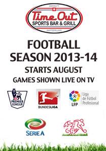 Football LIVE Season 2013-14