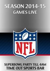 NFL Season 2014-15