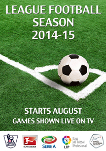 League Football LIVE 2014-15