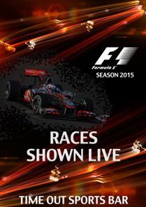 Formula 1 Season 2015