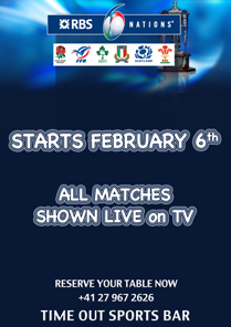 Rugby 6 Nations - 2015