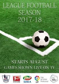 League Football 2017-2018