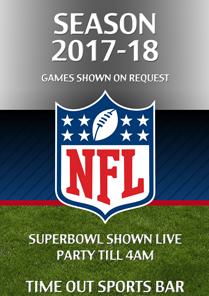 NFL Season 2017-2018
