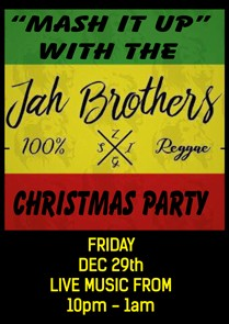 Christmas Rasta Party 2017