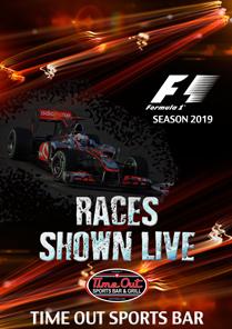 Formula 1 - Season 2019